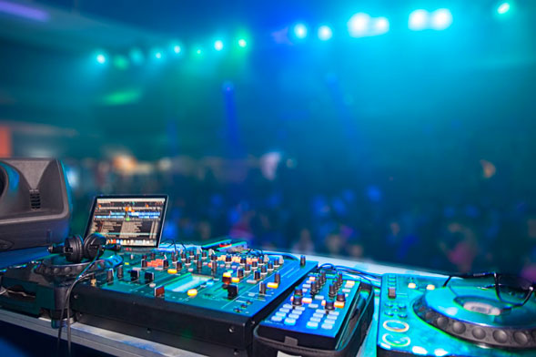 DJ Paris - Ile-de-France