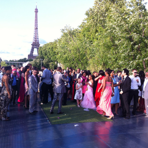 dj mariage Paris peniche