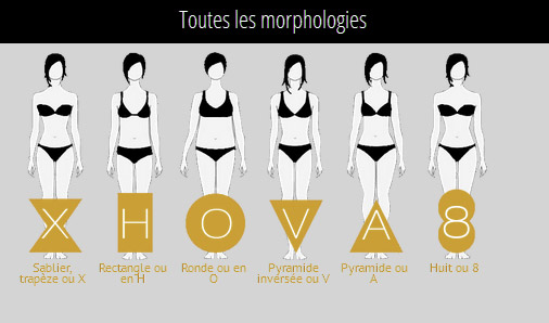 quelle robe selon sa morphologie