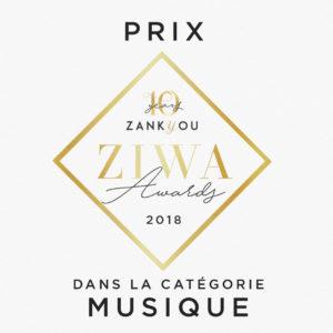 award DJ Zankyou mariage